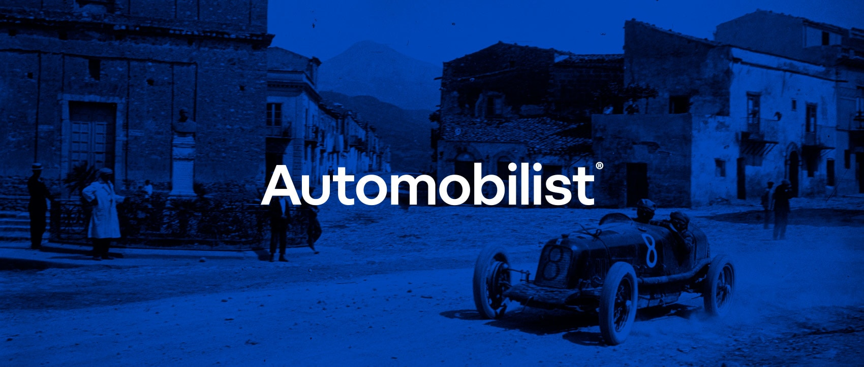 The new Automobilist website
