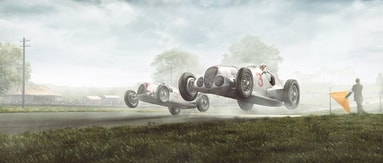 DO THE DONINGTON HOP - ARTWORK - FINE ART PRINTS